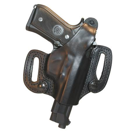 Detachable Slide Leather Concealment for Sig 226