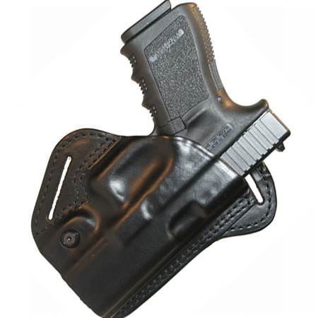 Leather Check-six Holster for Beretta 92 -Left Hand