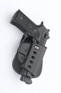 "Beretta 92 Centurion Evolution Roto-holster� 21/4"" Belt (rail and Non-rall)"