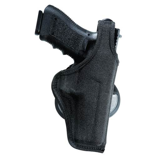 Browning Hi-Power Bianchi Model 7500 Accumold� Thumbsnap Paddle Holster Left Hand