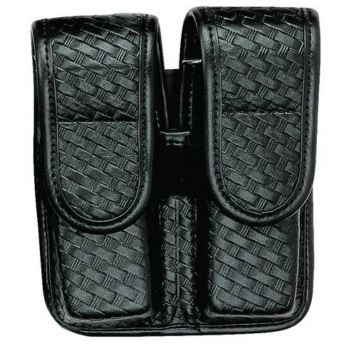 Springfield TRP Operator Accumold� Elite� Double Magazine Pouch Plain Black Sz 1 Hidden