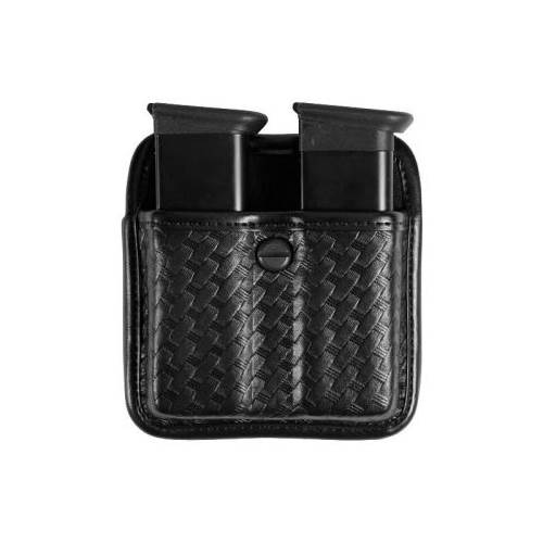 Beretta 92FS Accumold� Elite� Triple Threat� II Double Magazine Pouch Basket Black Size 02