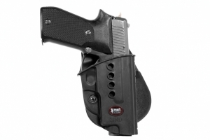 Sig Sauer 226 Belt Holster with Crimson Trace 326/426/426M Laser Grips