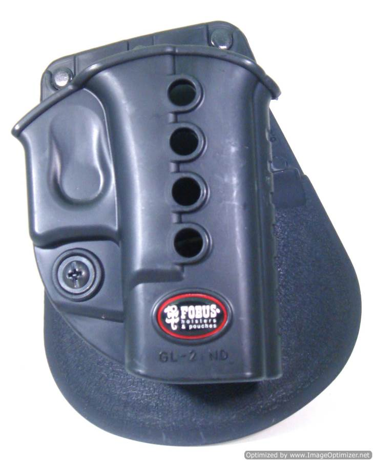 Walther PK380 Evolution Paddle Holster