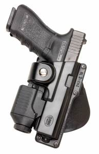 Ruger 345 Tactical Left Hand Roto-Paddle Holster