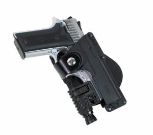 Glock 19 Tactical Paddle Holster