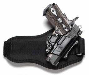 FN FNP9 Evolution Ankle Holster