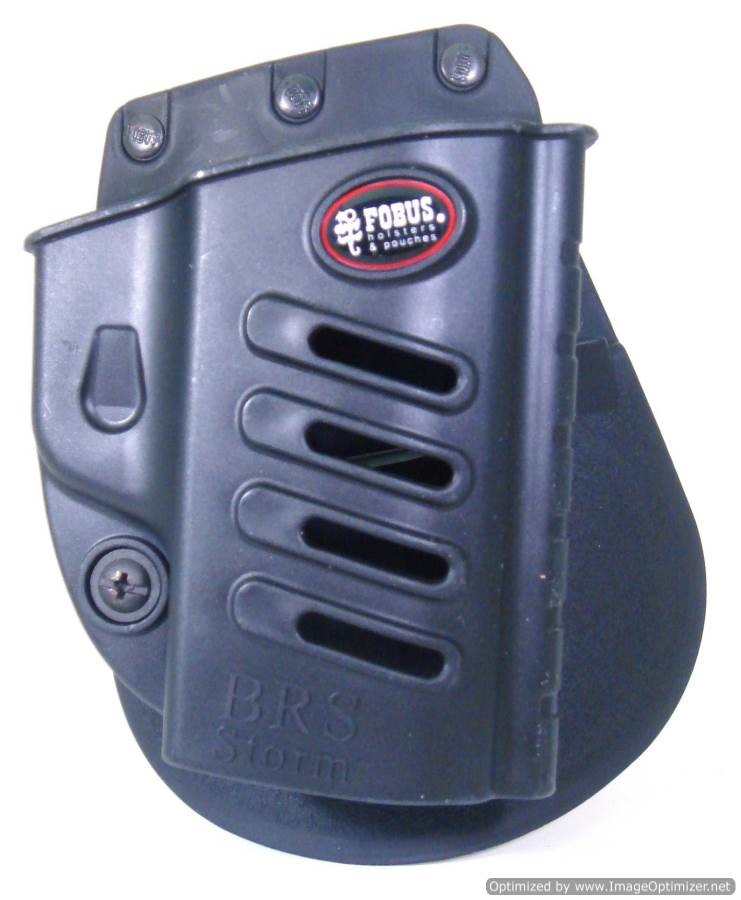 FNP40 Evolution Paddle Holster